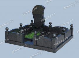 ЗD модель памятника - 002