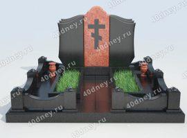 3d памятник на могилу - 005