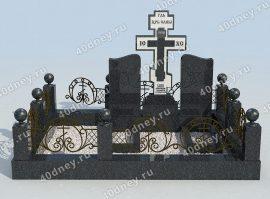 ЗD моделирование памятника - 006