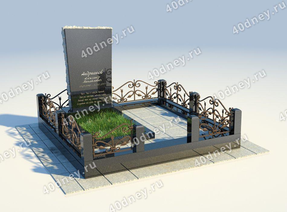 Памятник на могилу 3 д памятник на могилку Приволжск
