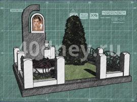 Эскиз памятника. Пример 11