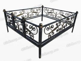 Кованая ограда Лагуна