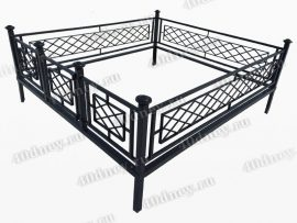 Кованая ограда Решетка