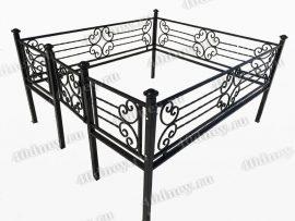 Кованая ограда Верона