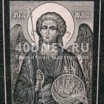 Фото иконы на памятнике №03