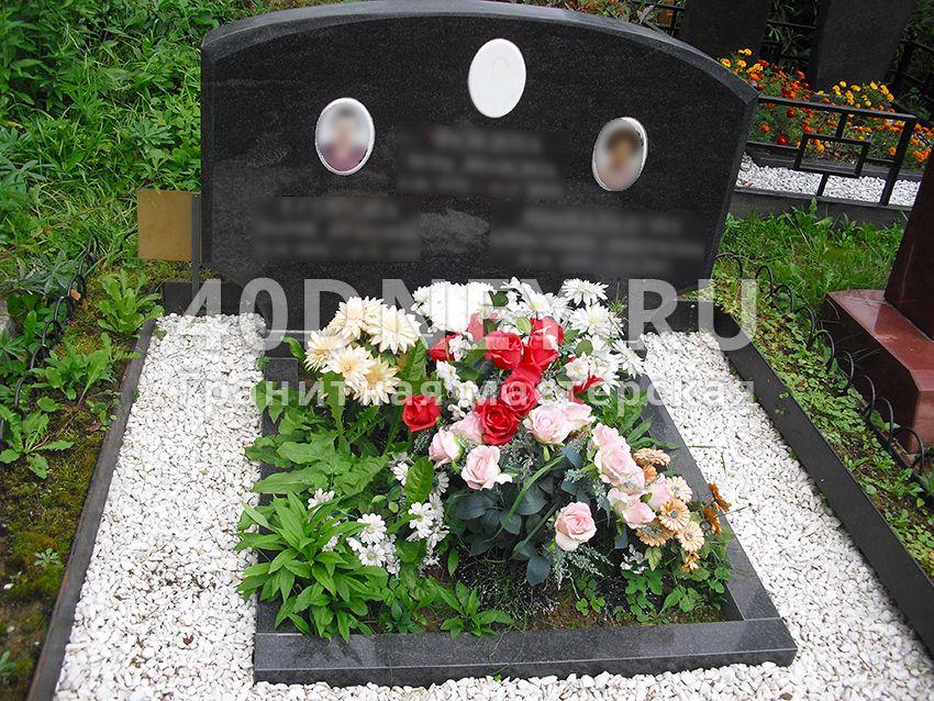 Чем оформить могилу на кладбище своими руками фото 5