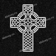 Крест №Д029