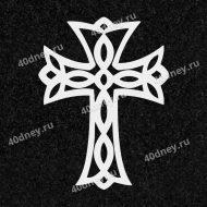 Армянский крест на памятник №Д041