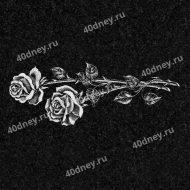 Цветы на памятник №Д110 (Розы)