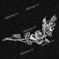 Цветы на памятник №Д122 (розы)