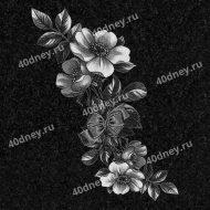 Цветы на памятник №Д140