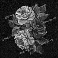Цветы на памятник №Д149