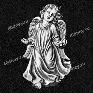 Рисунок ангела на памятник №Д466
