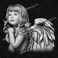 Ангел на памятник №Д470