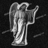 Изображение ангела для гравировки на памятник №Д471