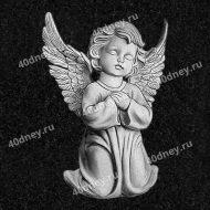 Ангел на памятник для гравировки №Д472
