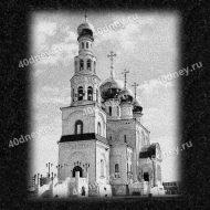 Спасо-Преображенский собор в Абакане №Д614