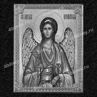 Икона на памятник №Д314 (Ангел Хранитель)