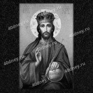 Икона на памятник №Д320 (Иисус Христос)