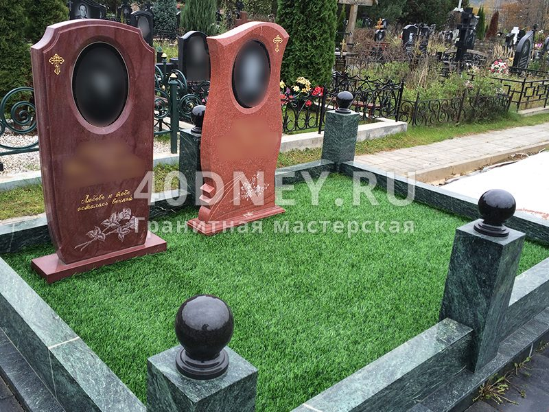 Газон на кладбище купить памятники минск габбро